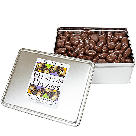 Heaton Pecans, Chocolate-Covered (6 lbs.)