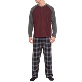 Woolrich Men's 2-Piece Pajama Set