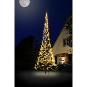 20' Fairybell Outdoor Christmas Tree with 900 LED Lights