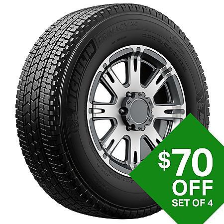 Michelin Primacy XC - 275/65R18 116T Tire