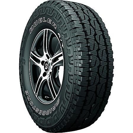 Bridgestone Dueler A/T Revo 3 - LT285/70R17/E 121R Tire
