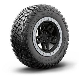 BFGoodrich Mud-Terrain KM3 - 7.50R16E Tire