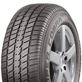 Cooper Cobra Radial GT - P255/60R15 102T Tire