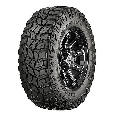 Cooper Discoverer STT Pro - LT315/70R17/E 118Q Tire