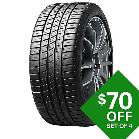 Michelin Pilot Sport A/S 3+ - 285/30ZR20 99Y Tire