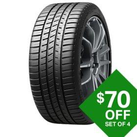 Michelin Pilot Sport A/S 3+ - 245/45ZR18/XL 100Y Tire