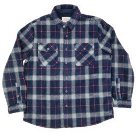 Boston Traders Bonded Polar Shirt Jacket