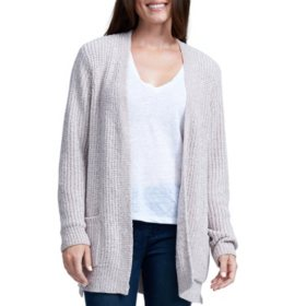 Women's Chenille Cardigan Sweater