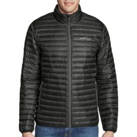 4df94fc6f3c21 Eddie Bauer Men's Microlight Down Jacket - Sam's Club
