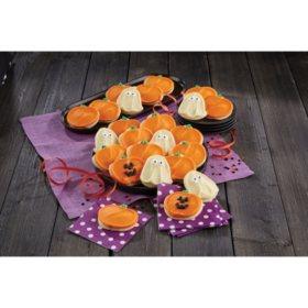 Ghost & Pumpkin Cut-Outs (24 ct.)