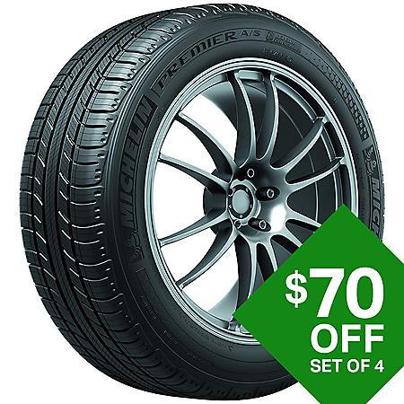 Michelin Premier A/S - 215/60R16 95H Tire