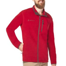 Free Country Men's Full Zip Fleece