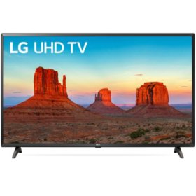 "LG 43"" Class 4K HDR Smart LED UHD TV - 43UK6090PUA"