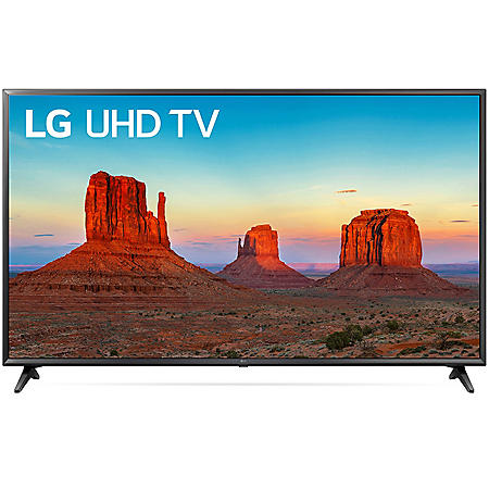"LG 55"" Class 4K HDR Smart LED UHD TV - 55UK6090PUA"