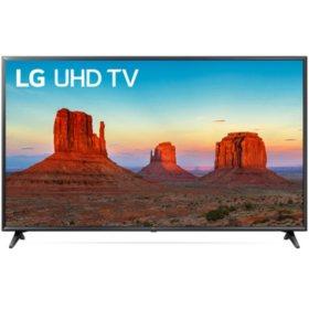 "LG 55"" Class 4K HDR Smart LED UHD TV - 55UK6090PUA"