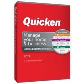 Quicken 2019 Home & Business