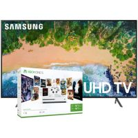 SamsClub deals on SAMSUNG 58-in Class 4K UHD Smart LED TV w/Xbox One S Console