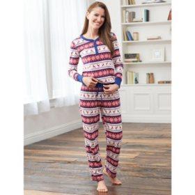 Holiday Family Pajama Set