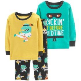Carter's 3 Piece Fleece Pajamas