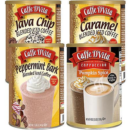 Caffe D'Vita Holiday Variety Pack (12 lbs.)