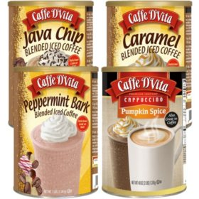 Caffe D'Vita Holiday Variety Pack (12 lbs.)