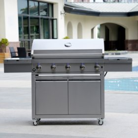 Member's Mark GT Elite 7-Burner Stainless Steel BBQ Grill