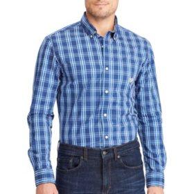 Chaps Long Sleeve Woven Shirt