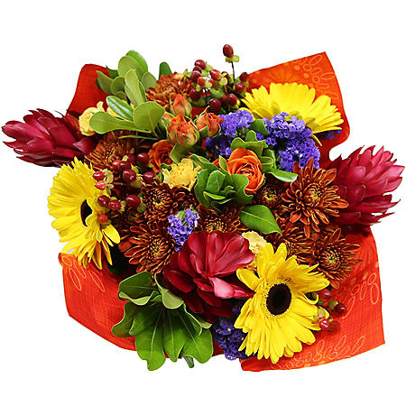 Share Happiness (4 Bouquets)