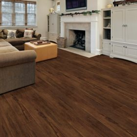 Select Surfaces Hazelnut Laminate Flooring