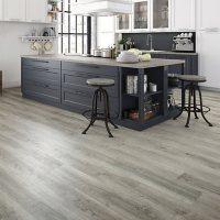 Select Surfaces Harbor Gray Rigid Core Vinyl Plank Flooring (3 Boxes)
