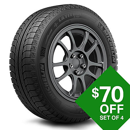 Michelin Latitude X-Ice Xi2 - 265/70R16 112T Tire