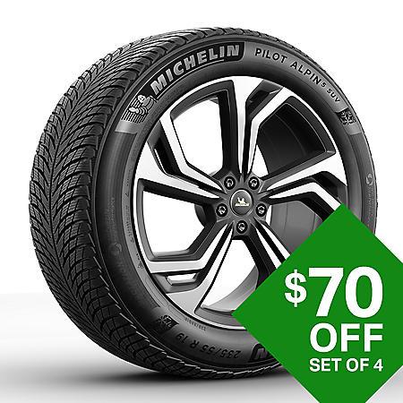 Michelin Pilot Alpin 5 SUV - 265/45R20 104V Tire