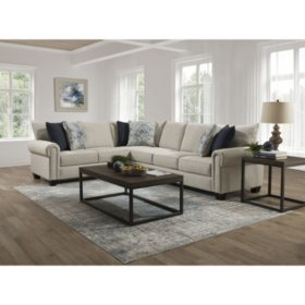2 Accent Chairs And A Tv And Sectional.Sofas Sofa Sectionals Sam S Club