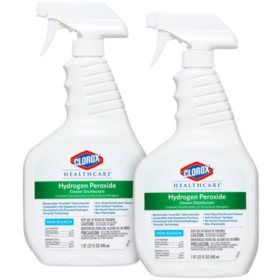 Clorox Healthcare Hydrogen Peroxide Disinfectant Cleaner (Choose Your Count)