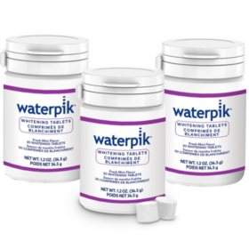 Waterpik Whitening Tablets (3 pk.)