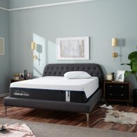 """TEMPUR-LuxeAdapt Soft Pressure-relieving and Ultra-conforming 13"""" Split King Mattress Set"""