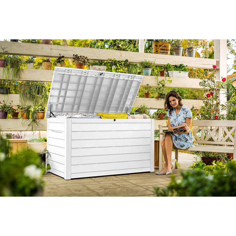 Keter 230-Gallon Deck Box