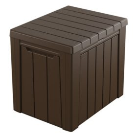 Keter Urban 30-Gallon Outdoor Deck Box/Storage Table