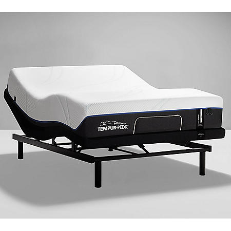 "TEMPUR-ProAdapt Pressure Relief 12"" California King Mattress and TEMPUR-Ergo Base Set"