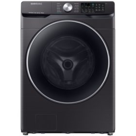 SAMSUNG 4.5 cu. ft. Smart Front Load Washer with Super Speed - WF45R6300 (Choose Color)