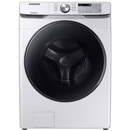 Samsung 4.5 cu. ft. Front Load Washer with Steam