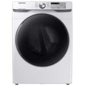 Samsung 7.5 cu. ft. Front Load Dryer with Steam Sanitize+