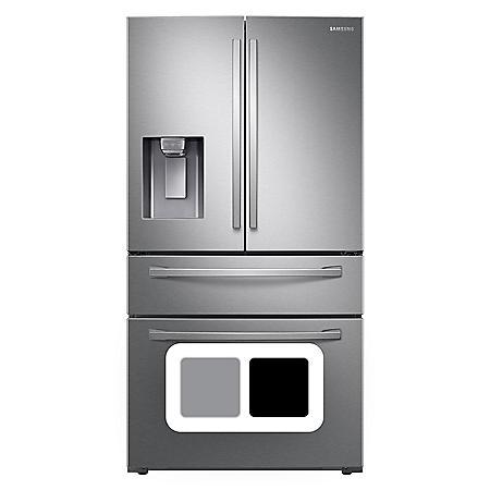Samsung  28 cu. ft. 4-Door Refrigerator with FlexZone™ Drawer
