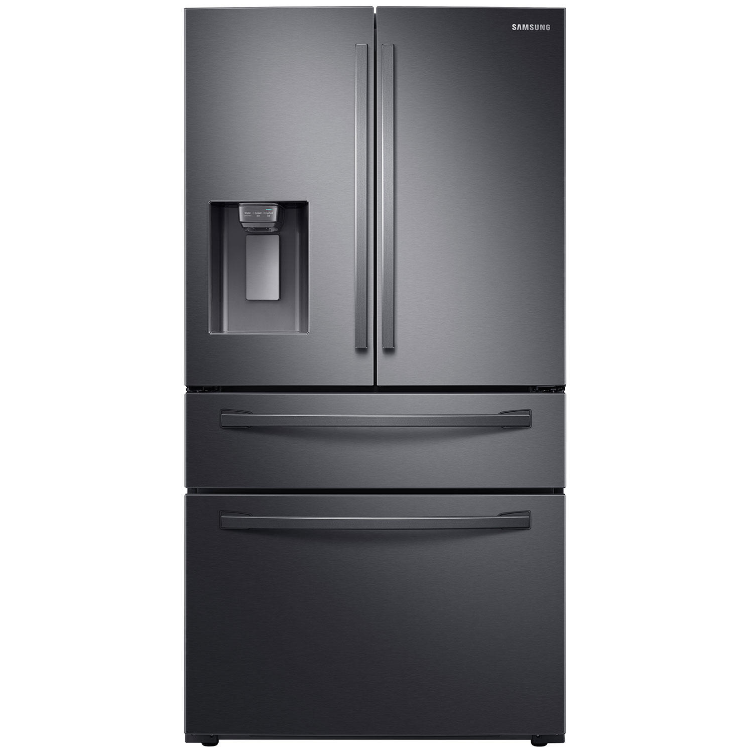 Samsung 28-Cu. Ft. 4-Door French Door Stainless Steel Refrigerator