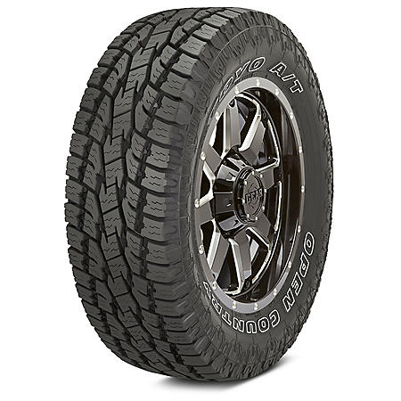 Toyo Open Country A/T II - 33X12.50R18/F 122Q Tire