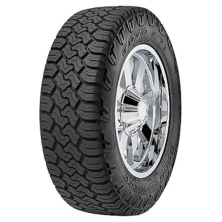Toyo Open Country C/T - LT285/70R17/E 121/118Q Tire