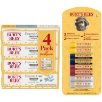 Deals on Burts Bees Lip Balm and Toothpaste