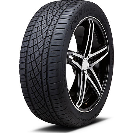 Continental ExtremeContact DWS06 - 295/45R20 114W Tire