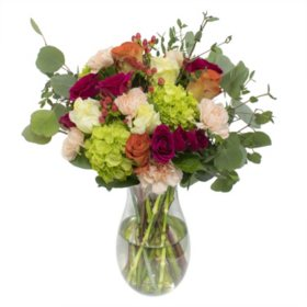Colorful Spring Bouquet (10 Bouquets)