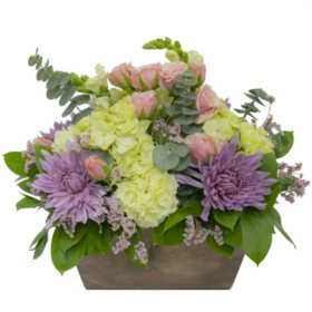 Glamour Floral Centerpiece Arrangement (24 stems)